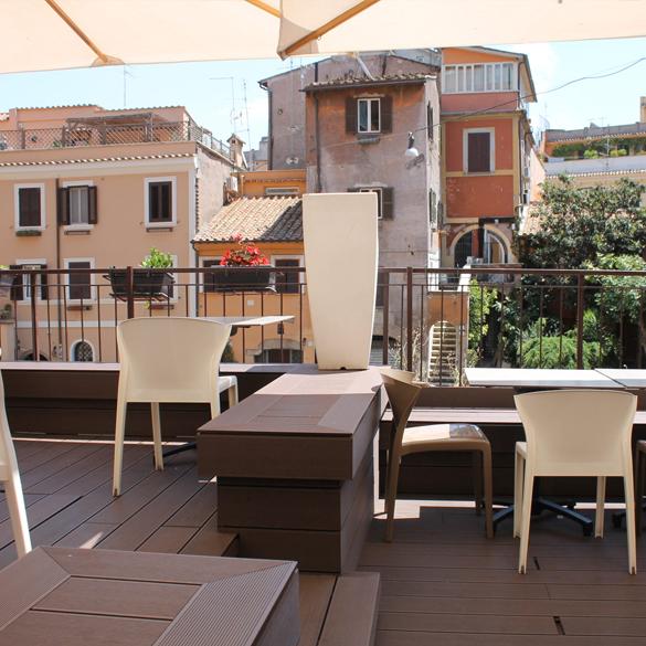 RISTORANTE – VII Coorte, Trastevere – Roma