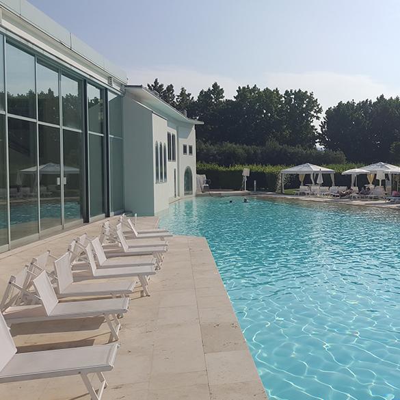 Sala Eventi – Riviera Golf Resort